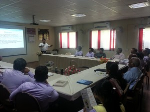 Demo at JSPM RSCOE Pune-1